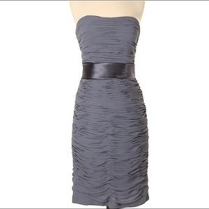 BILL LEVKOFF | Strapless cocktail dress size 4